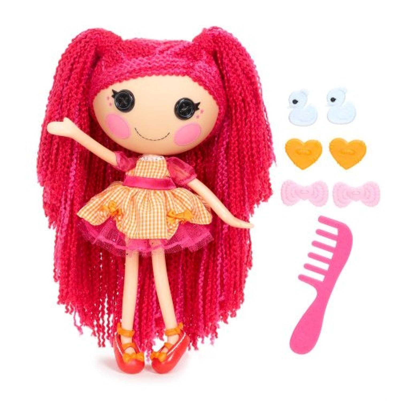 輸入ララループシー人形ドール Lalaloopsy Loopy Hair Tippy Tumblelina Doll [並行輸入品]