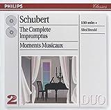 Schubert: Complete Impromptus/Moments Musicaux