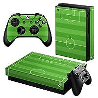 igsticker Xbox One X 専用 スキンシール 正面・天面・底面・コントローラー 全面セット エックスボックス シール 保護 フィルム ステッカー 000897