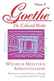 Wilhelm Meister's Apprenticeship (Goethe : The Collected Works)
