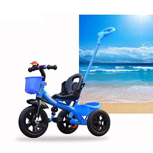 子供の三輪車子供の車ベビー自転車1-5子供用自転車ベビーカー...