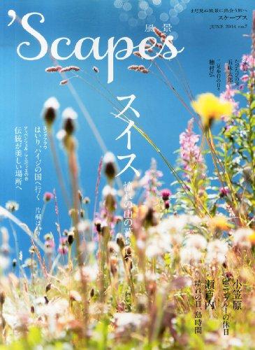`Scapes (スケープス) 2014年 6月号の詳細を見る