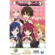 Xbox Live 3500 マイクロソフト ポイント カード ドリームクラブ限定バージョン<B>【プリペイドカード】【メーカー生産終了】