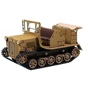ピットロード 1/35 グランドアーマーシリーズ 日本陸軍 九八式4屯牽引車 シケ プラモデル G42