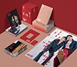 東方神起 - 2018 Season's Greetings 12 Monthly Planner+12 Photocards+12 Posters(On Pack) [韓国盤]/