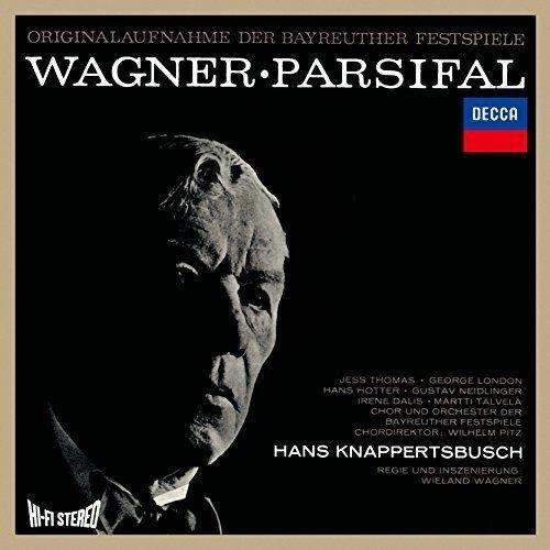 ワーグナー:舞台神聖祝典劇「パルジファル」