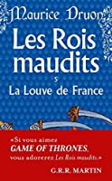 La Louve de France (French Edition) by Maurice Druon(1973-05-22)