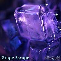 電子タバコ用リキッド NicQuid ニキッド Grape Escape グレープ・エスケープ 10ml ニコチン0mg