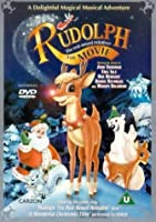 Rudolph the Red-Nosed Reindeer: The Movie [DVD] [Import]