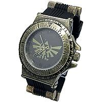 Zelda Rubber Strap Analog Watch