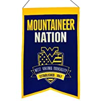 (West Virginia Mountaineers) - NCAA Wool Nations Banner