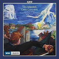 Cello Cto No 1 / Eine Stele Fur Bernd Zimmermann by TILO MEDEK (2010-05-25)