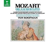 MOZART:DIE ZAUBERFLOTE(3CD)(reissue) by Ton Koopman (2015-04-08)