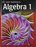 Algebra 1, Grades 9-12 (Holt McDougal Algebra 1)