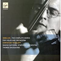 Sibelius: The Complete Works for Violin and Orchestra by Danish National Symphony Orchestra (2002-11-11)