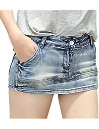 (マゴット) Maggot デニム ショートパンツ レディース きれいめ 選べて嬉しい 6タイプ 6サイズ ミニスカート ではありません