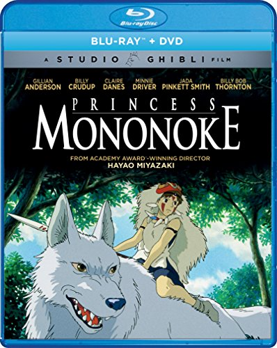 もののけ姫 / Princess Mononoke [Blu-ray & DVD] [Import]