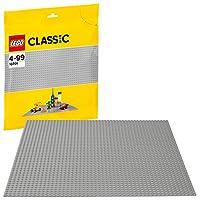 レゴ (LEGO) クラシック 基礎板(グレー) 10701