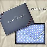 ラルフローレン 【RALPH LAUREN】 バスタオルギフト カラーを選択,4・カントリードット(ブルー)4・カントリードット(ブルー)