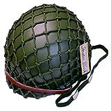 軍用 M-1 スティール ミリタリー ヘルメット 米軍 初期型 鉄兜 サバイバル サバゲー