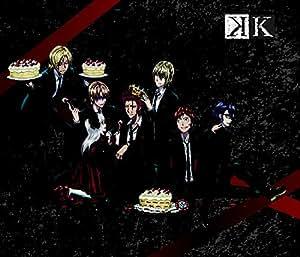 【Amazon.co.jp限定】 K DVD BOX (期間限定版)(アニメイラスト使用CD収納ケース付)