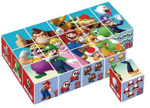 15コマ キューブパズル スーパーマリオ