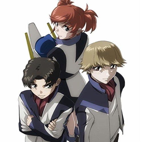 TVアニメ「蒼穹のファフナー EXODUS」キャラクターソン...