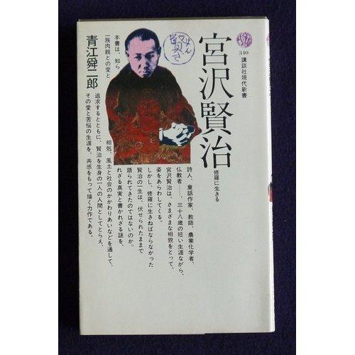 宮沢賢治―修羅に生きる (講談社現代新書 340)の詳細を見る