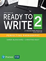 Ready to Write 2 (5E) Student Book with Essential Online Resource (Ready to Write Series)