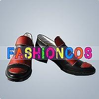 ★サイズ選択可★女性22.5CM UA1299 BLOOD-C ブラッドC 小夜 さや 更衣小夜 きさらぎ さや コスプレ靴 ブーツ
