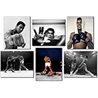 Muhammad Ali Collector Photos - Set of Six Prints of The Greatest Boxer by BigWig Photos
