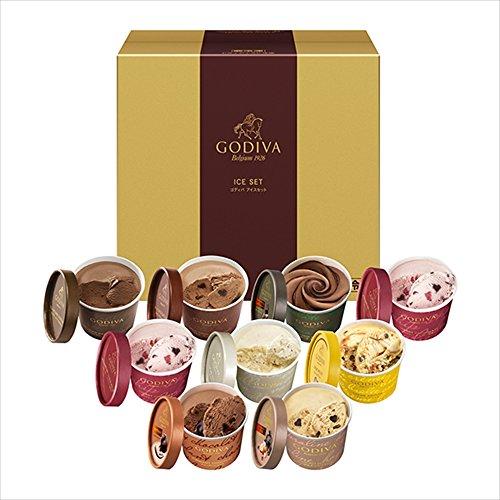 ゴディバ (GODIVA) カップアイス 9個