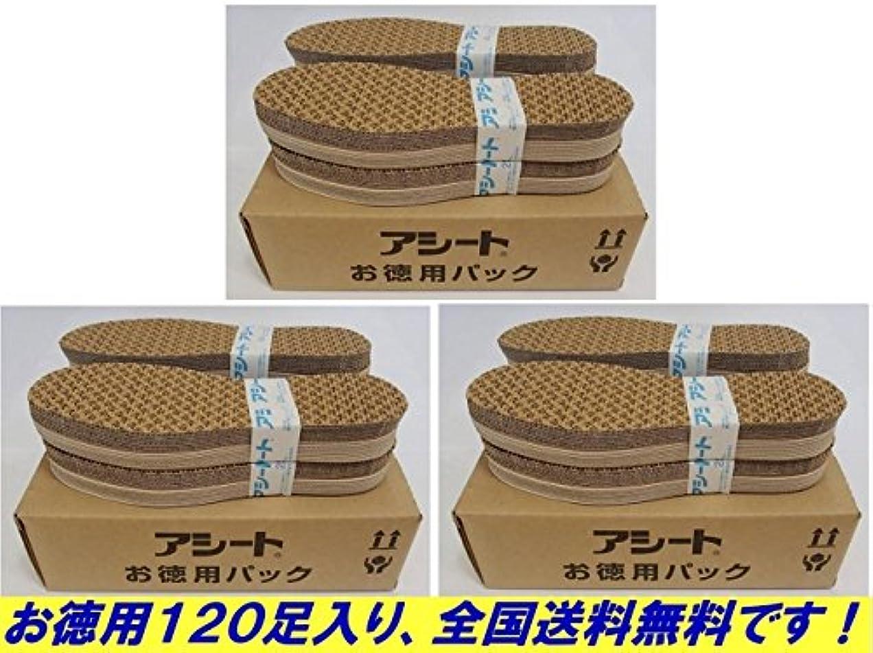 パブ召集する俳句アシートOタイプお徳用パック120足パック (26.5~27cm)