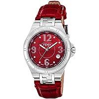 [フェンディ]FENDI 腕時計 ハイスピード レッド文字盤 F414377B レディース 【並行輸入品】