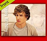 LIAM PAYNE Autograph BIRTHDAY Card Repro Includes Envelope A5 210x148mm