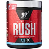 BSN Endorush Blue Raspberry Pre Workout, 390 Grams