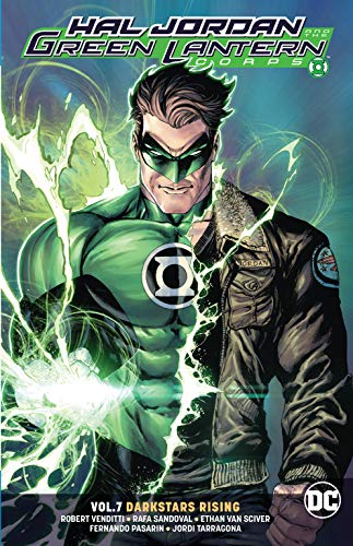 Hal Jordan and the Green Lantern Corps Vol. 7: Dar...