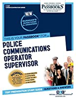Police Communications Operator Supervisor