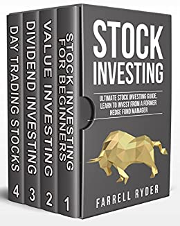 Stock Investing: Ultimate Investing Guide. Learn To Invest From A Former Hedge Fund Manager by [Ryder, Farrell]
