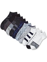 (ハルサク) HARUSAKU 10足組 靴下 メンズ おしゃれ くるぶし カジュアル ショート スニーカー ソックス 25 ~ 29 cm セット
