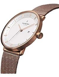 26e81fdf400b [ノードグリーン]Nordgreen 腕時計 レディース ウォッチ Philosopher ローズゴールド ...