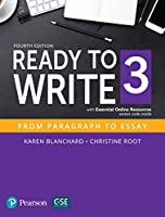 Ready to Write 3 (4E) Student Book with Essential Online Resource (Ready to Write Series)