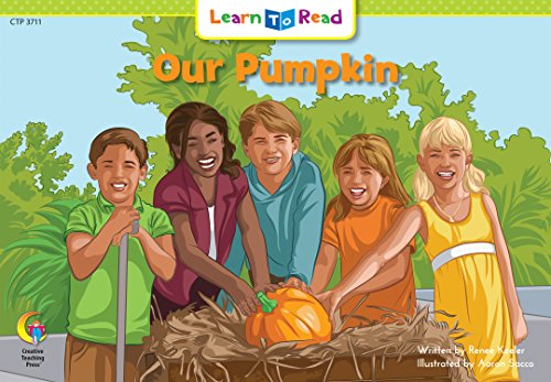 Our Pumpkin (Math Learn to Read)の詳細を見る