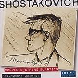 ショスタコーヴィチ:弦楽四重奏曲全集(ラズモフスキー四重奏団) (Shostakovich: Complete String Quartets)