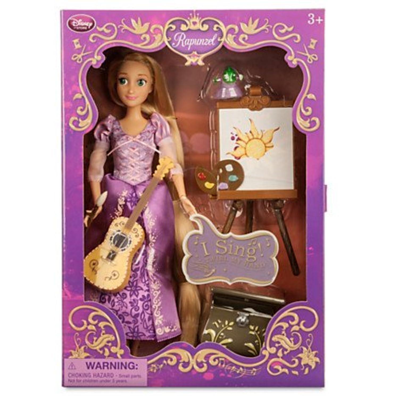 【 ディズニー 公式 】 シンギング ドール ラプンツェル ( Disney 人形 ミッキーマウス ? クラブハウス グッズ ) 正規品