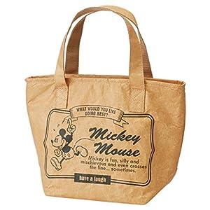 スケーター 保冷バッグ ミッキー ワックスペーパー風 ミッキーマウス ディズニー FPTB1