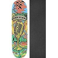 All I Need音声スケートボードデッキスケートボードShelter – 8.1