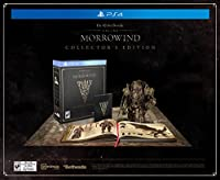 mes The Elder Scrolls Online: Morrowind - PlayStation 4 Collector's Edition - Imported