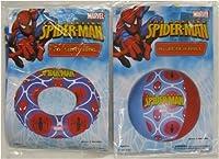 スパイダーマンBeach Ball And Pool Swim Ring
