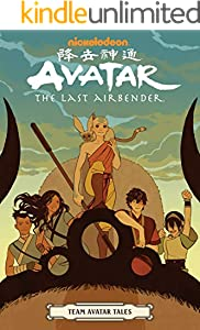 The Last: Airbender - Vol 3 Great Adventure Comic Avatar Graphic Novels For Young & Teens , Adults (English Edition)